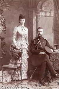 Elizabeth Feodorovna and Sergei Alexandrovich by Carl Bergamasco intro